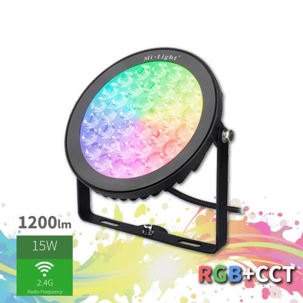 15W Smart Light Have spot RGB+CCT 2.4GHz