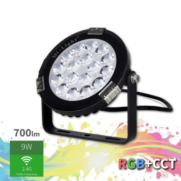 9W Smart Light Have spot RGB+CCT 2.4GHz