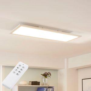 Aflangt LED panel Lysander, varmhvid dagslys