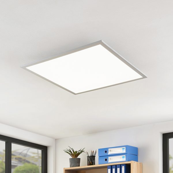 Arcchio Gelora LED-panel, 4.000 K, 62 cm x 62 cm