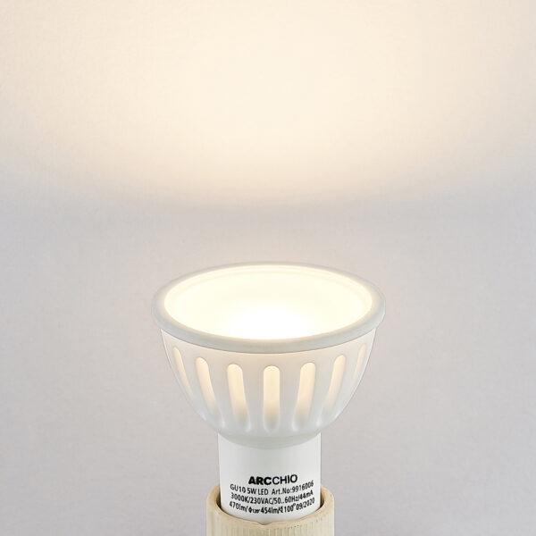 Arcchio LED-reflektor GU10 100° 5 W 3.000 K