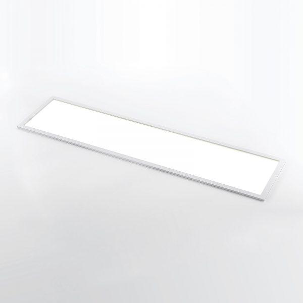 Arcchio Nesley LED-panel, 120 cm, 4.000 K, hvid