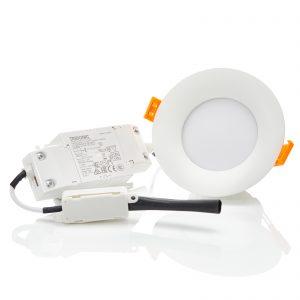 Arcchio Xavian LED indbygningslampe 4000 K 9,8 cm