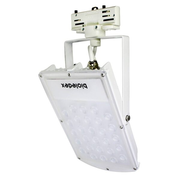 Astir LED-spotlight 3-faset 70° hvid 30 W 3.000K