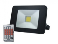 Blue Electric SlimLine Sensor LED projektør, 20W - 1880817