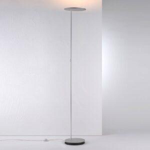 Bopp Share LED-uplight lampe med læselampe, alu
