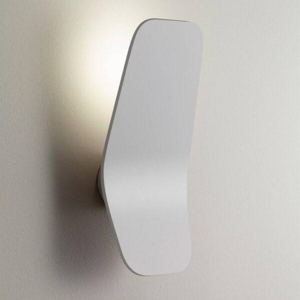 Casablanca Ashiya LED-uplight væglampe, hvid