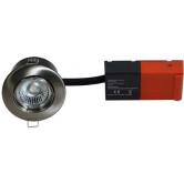 Daxtor - Easy 2-Setup LED 5W indbygningsspot - børstet stål