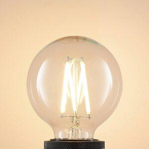 E27 8 W 2.700 K LED-pære filament kan dæmpes, klar