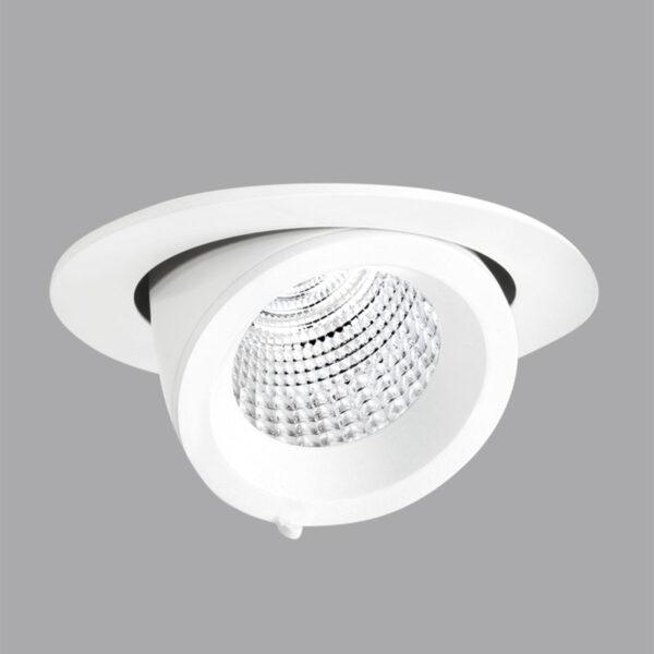 EB431 LED-lampe projektør reflektor hvid varmhvid