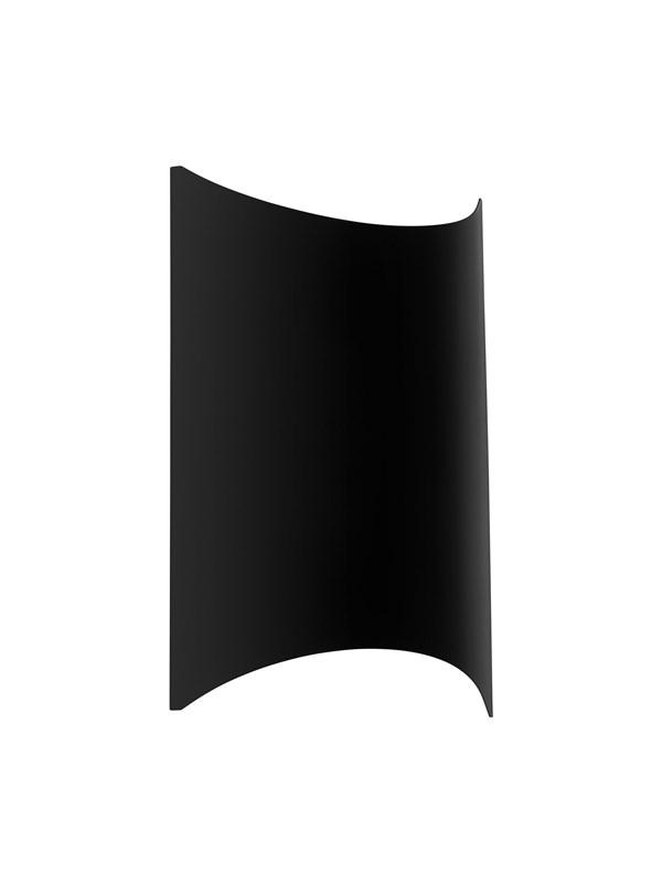 EGLO LAGASCO udendørs væglampe LED 10W, sort