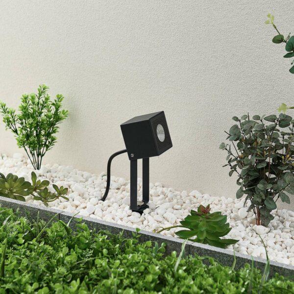 ELC Jalal udendørs LED-spot med jordspyd