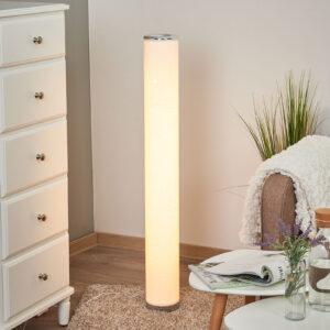 Ecris - LED gulvlampe med glimmereffekt