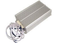 FLASH LIGHT LED driver 150W 12V DC HALO power supply Mål: 30x60x290 mm IP67 - PROFESSIONEL
