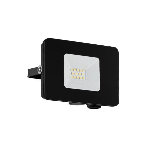 Faedo 3 udendørs LED-spot, sort, 10 W