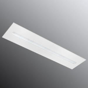 Freyn II nedsænket LED-panel 124,5 x 31 cm 3.000 K