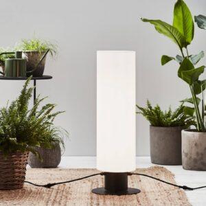 Garden 24 Cylinder LED-gulvlampe, højde 70 cm