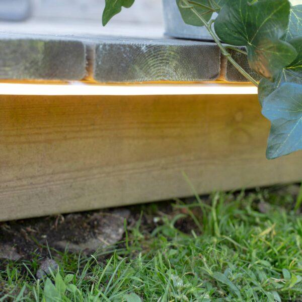 Garden 24 LED-bånd, fleksibelt, 3 m
