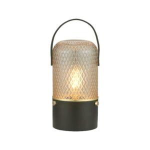 Halo Design Amber Bordlampe