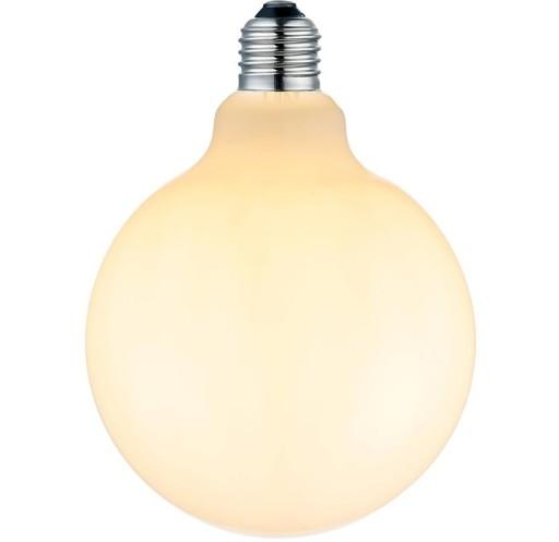 Halo Design LED Globepære - Hvid