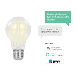 Hombli Smart Bulb (7W) Filament