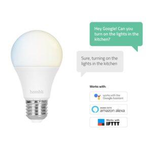 Hombli Smart Bulb (9W) CCT