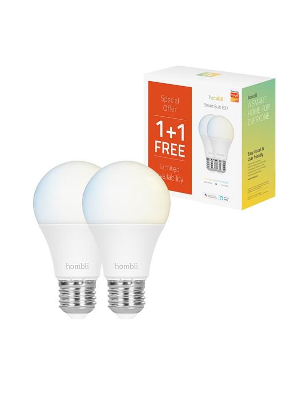 Hombli Smart Bulb (9W) CCT Promo Pack