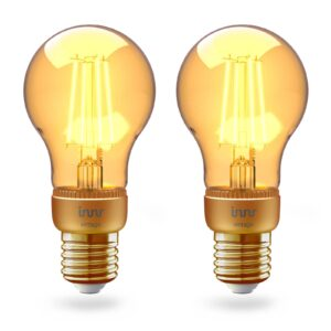 Innr Smart Filament LED E27 4,2 W varmhvid guld 2
