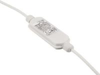 LED-driver til konstantstrøm for inden- og udendørsbrug IP54, 350 mA maks 15W. For kabeltilslutning