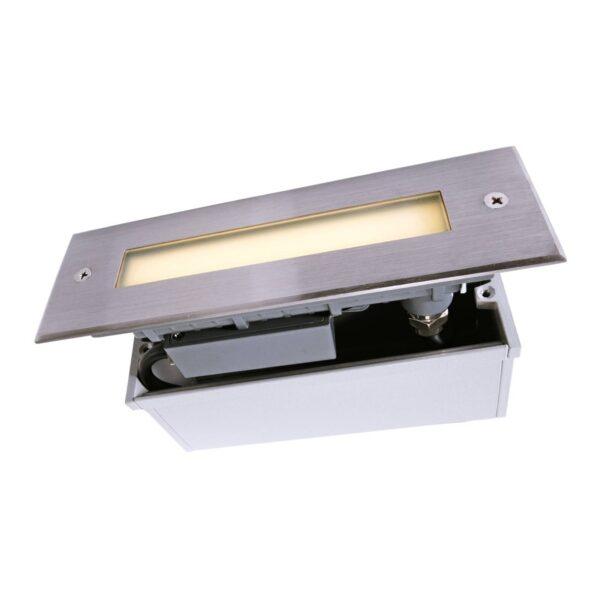 LED nedgravningslampe Line, længde 18,3 cm