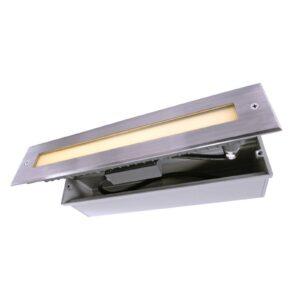 LED nedgravningslampe Line, længde 32,8 cm