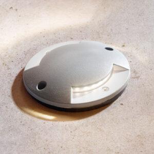 LED-nedgravningslampe Nandita