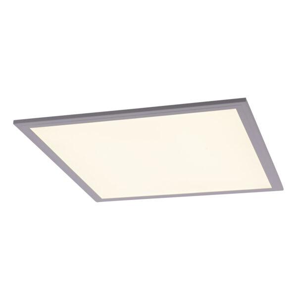 LED-panel 1297903 til af-/montering, 45x45 cm