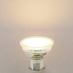 LED-reflektor GU10 3,5 W 3.000 K 120° glas