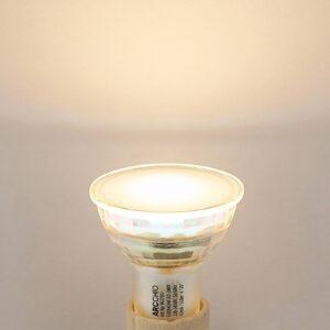 LED-reflektor GU10 5 W 3.000 K 120° glas