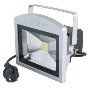 LED-spotlight Benrath, anti-panik-lampe m. batteri