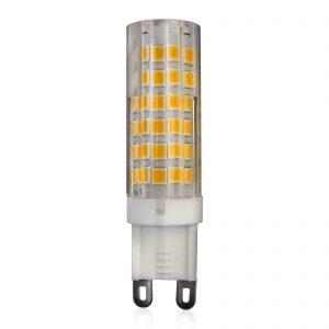 LED-stiftsokkel G9 4,5W 3.000K, kan dæmpes