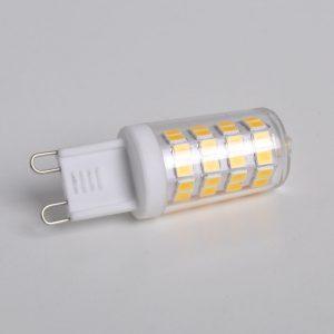 LED stiftsokkelpære G9 3W varmhvid, 330 lumen