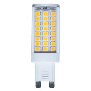 LED-stiftsokkelpære G9 4,8 W 2.800 K, 600 lm