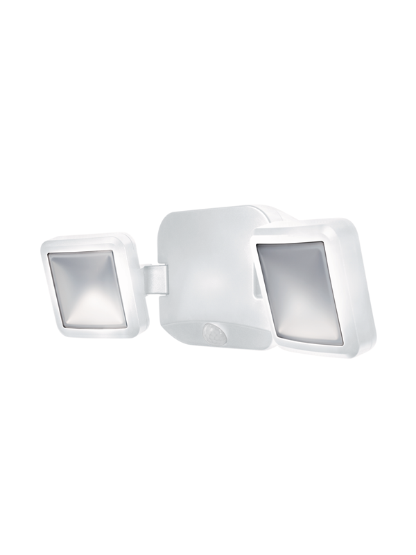 LEDVANCE Battery LED Spotlight Double 10W/840, hvid