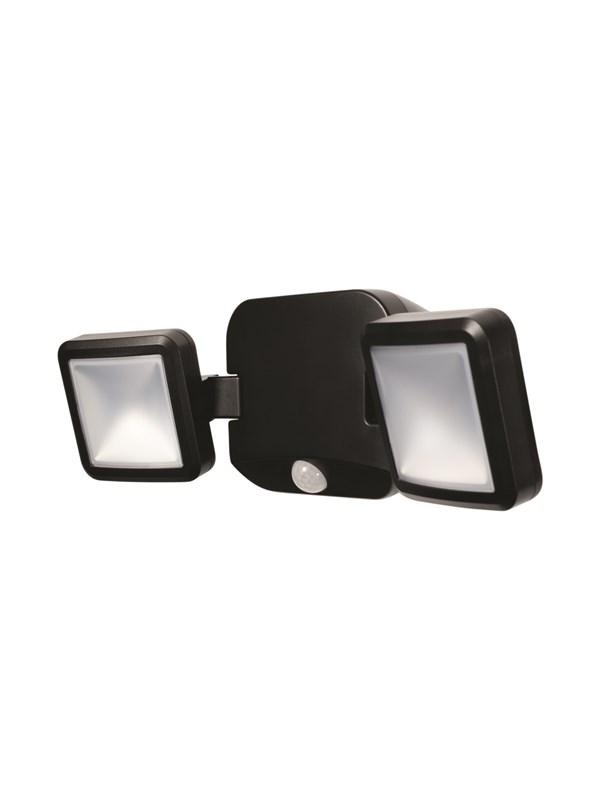 LEDVANCE Battery LED Spotlight Double, sort