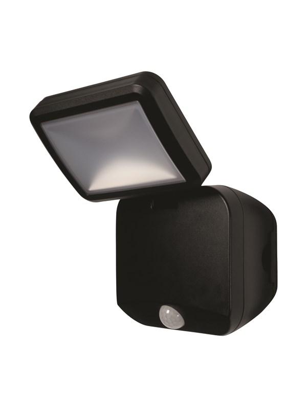 LEDVANCE Battery LED Spotlight Single, sort