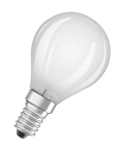 LEDvance LED E14 Retro Kronepære - Dæmpbar - 4W = 40W