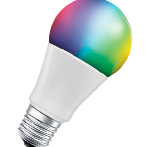 LEDvance Smart+ Standard 9,5W RGBW E27, WiFi - 3-pak