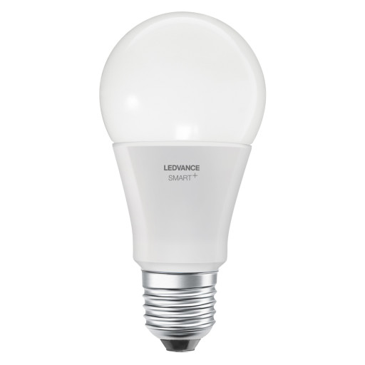 LEDvance Smart+ Standard, 9,5W Tunable White, WiFi, E27 - 3-pak