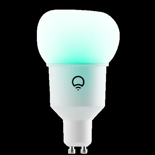 LIFX Smart RGB LED spotlys (GU10)