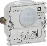 LK FUGA® PIR Sensor 10A 230V 90° uden afdækning