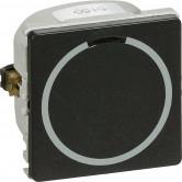 LK FUGA - Lysdæmper LED 180 TOUCH IR, 1 modul, koksgrå