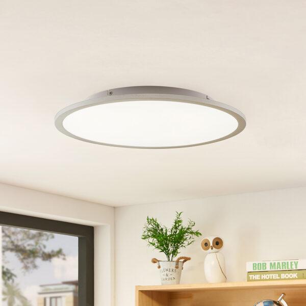 Lindby Narima LED-loftlampe, CCT, Ø 50 cm