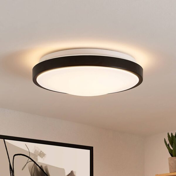 Lindby Villum LED-loftlampe, 29,5 cm